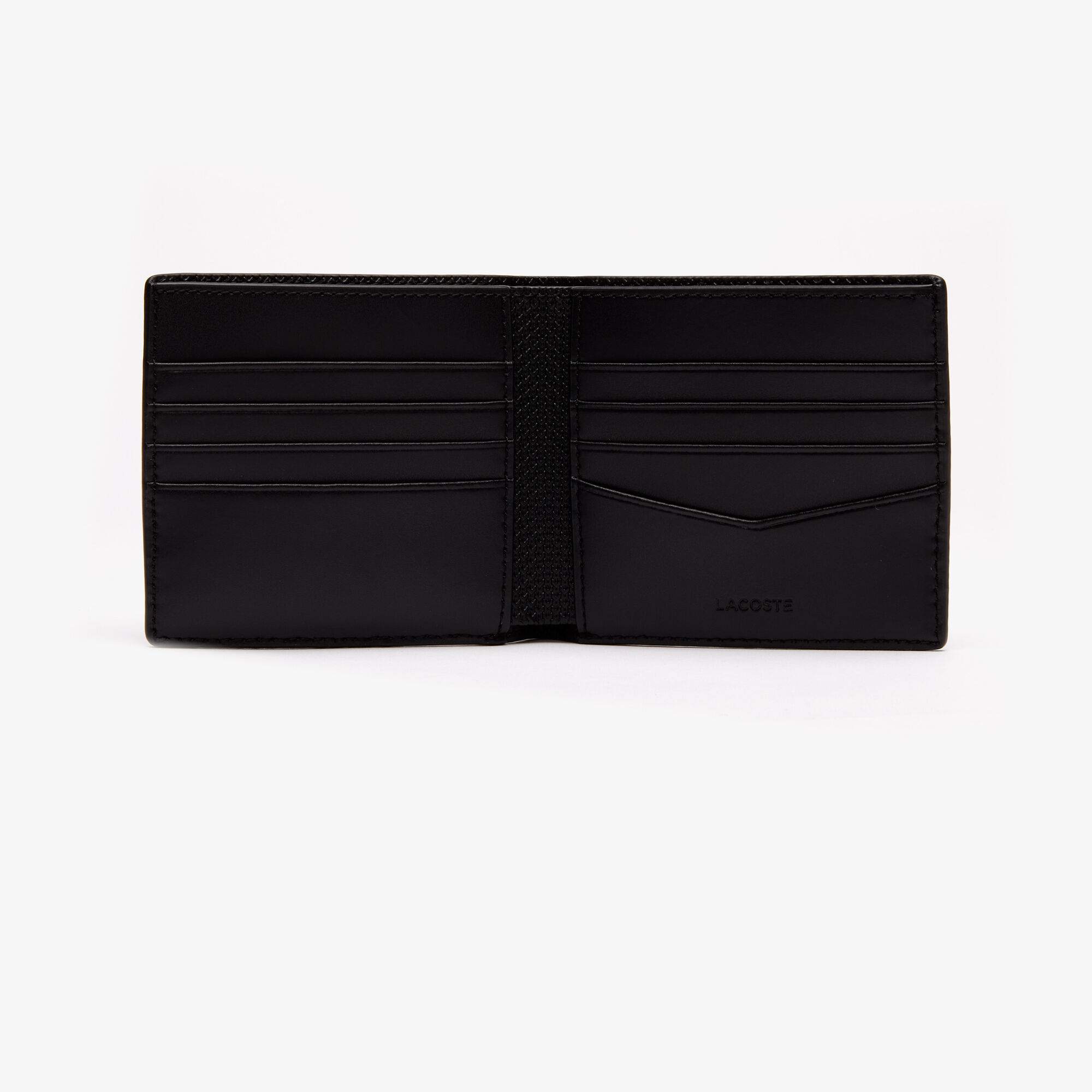 Men's Chantaco Piqué Leather 8 Card Holder And Wallet