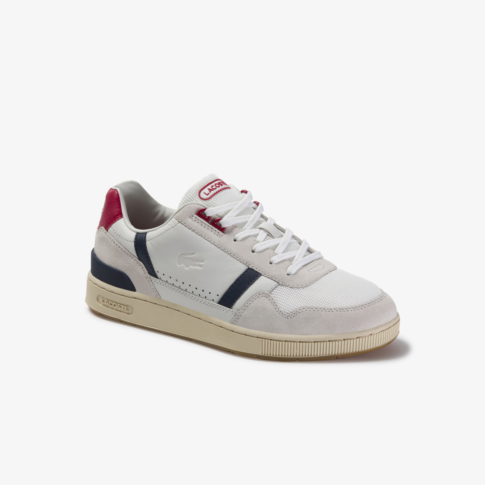 حذاء رياضي خفيف جلد للرجال من مجموعة T-Clip