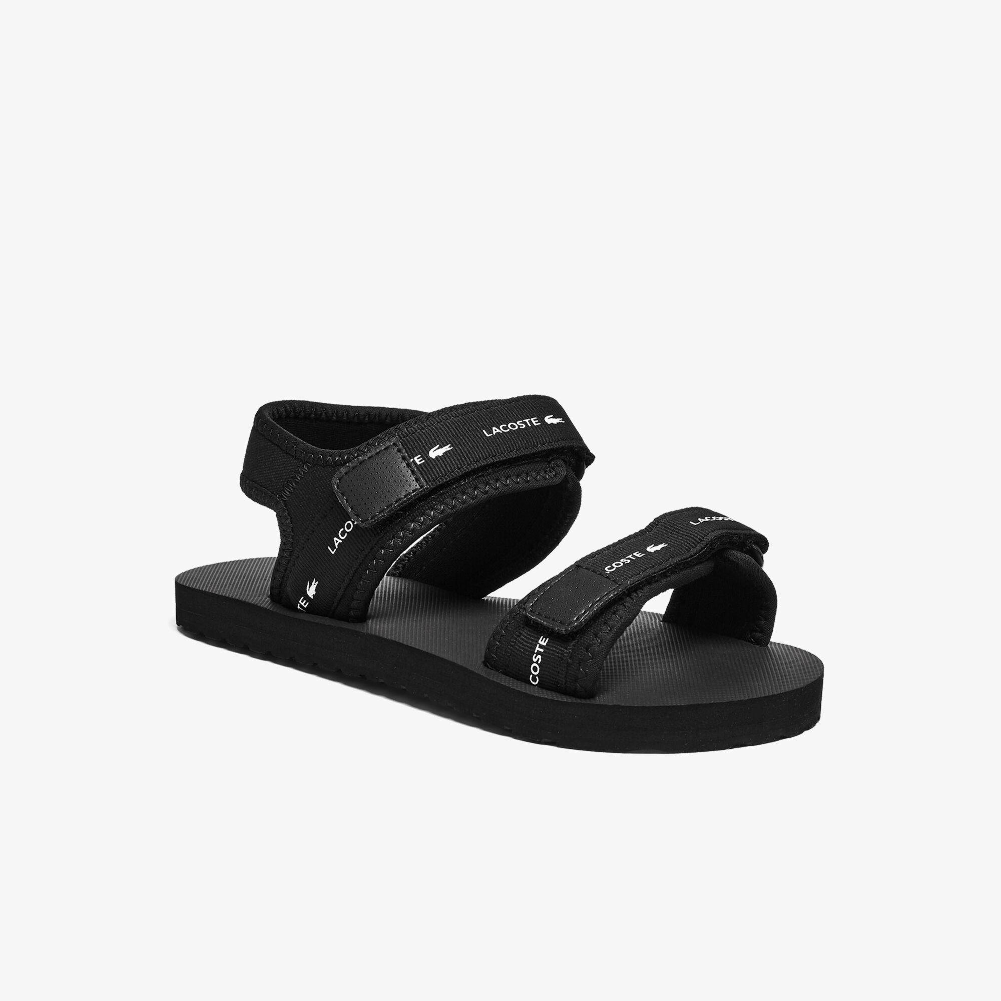 Juniors' Sol Textile Sandals
