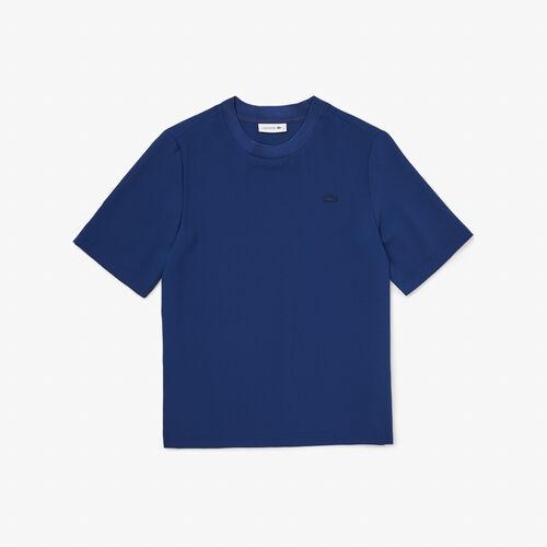 قميص تي شيرت للسيدات من التويل