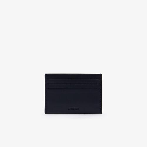 حافظة بطاقة الائتمان من الجلد مجموعة Fitzgerald للرجال