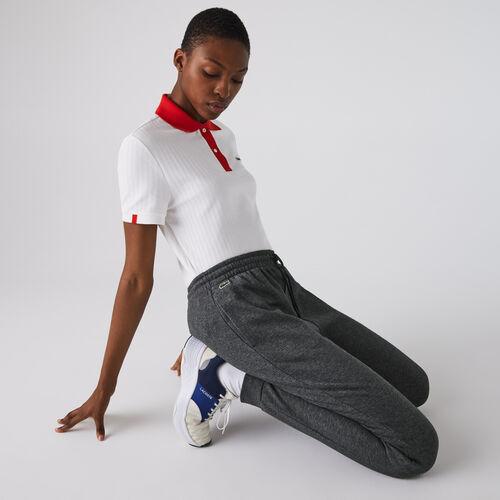 Women's Lacoste Sport Tennis Fleece Trackpants