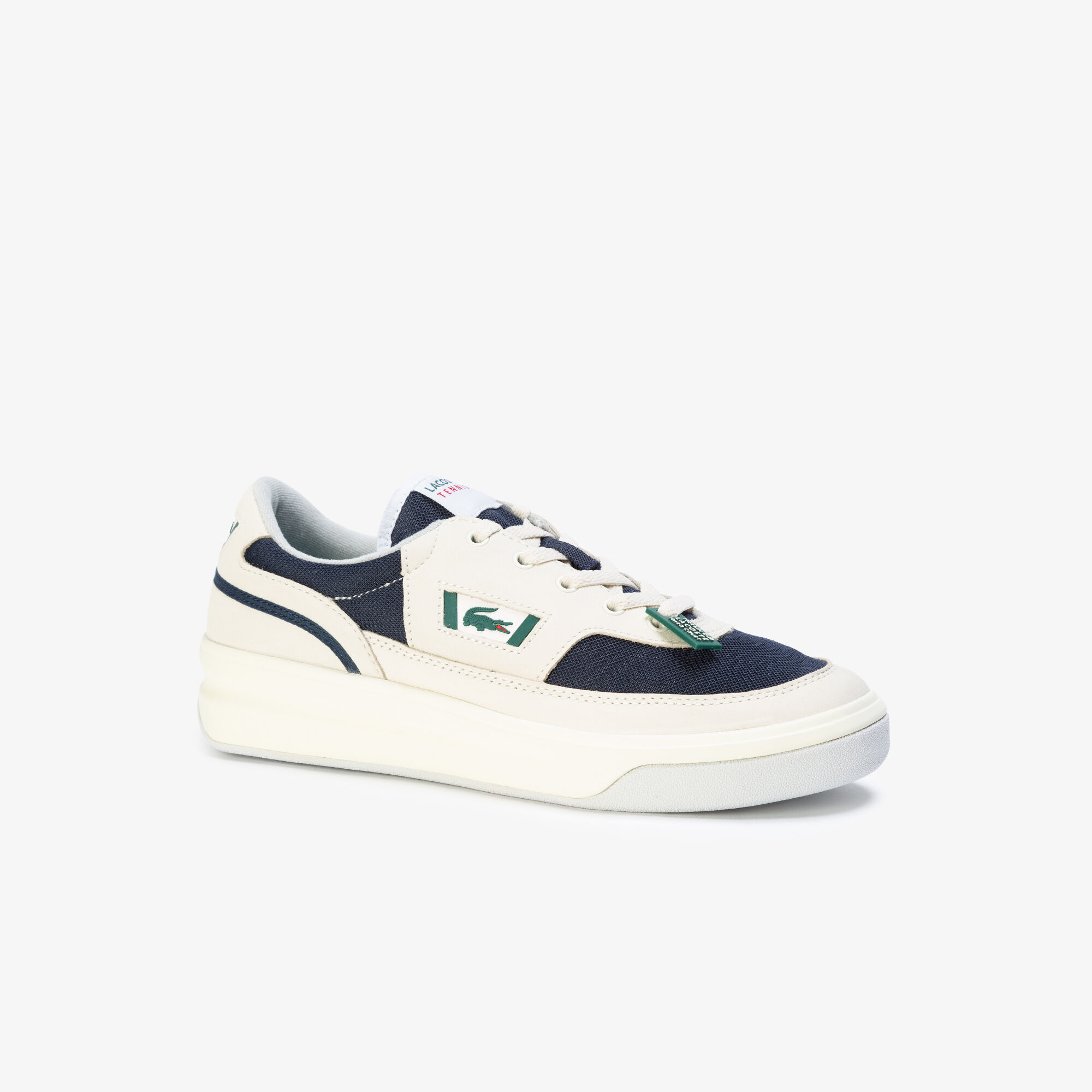 Men's G80 OG Leather and Textile Trainers