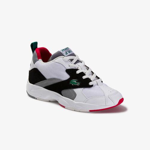 حذاء رياضي للرجال من الجلد والقماش من مجموعة Storm 96