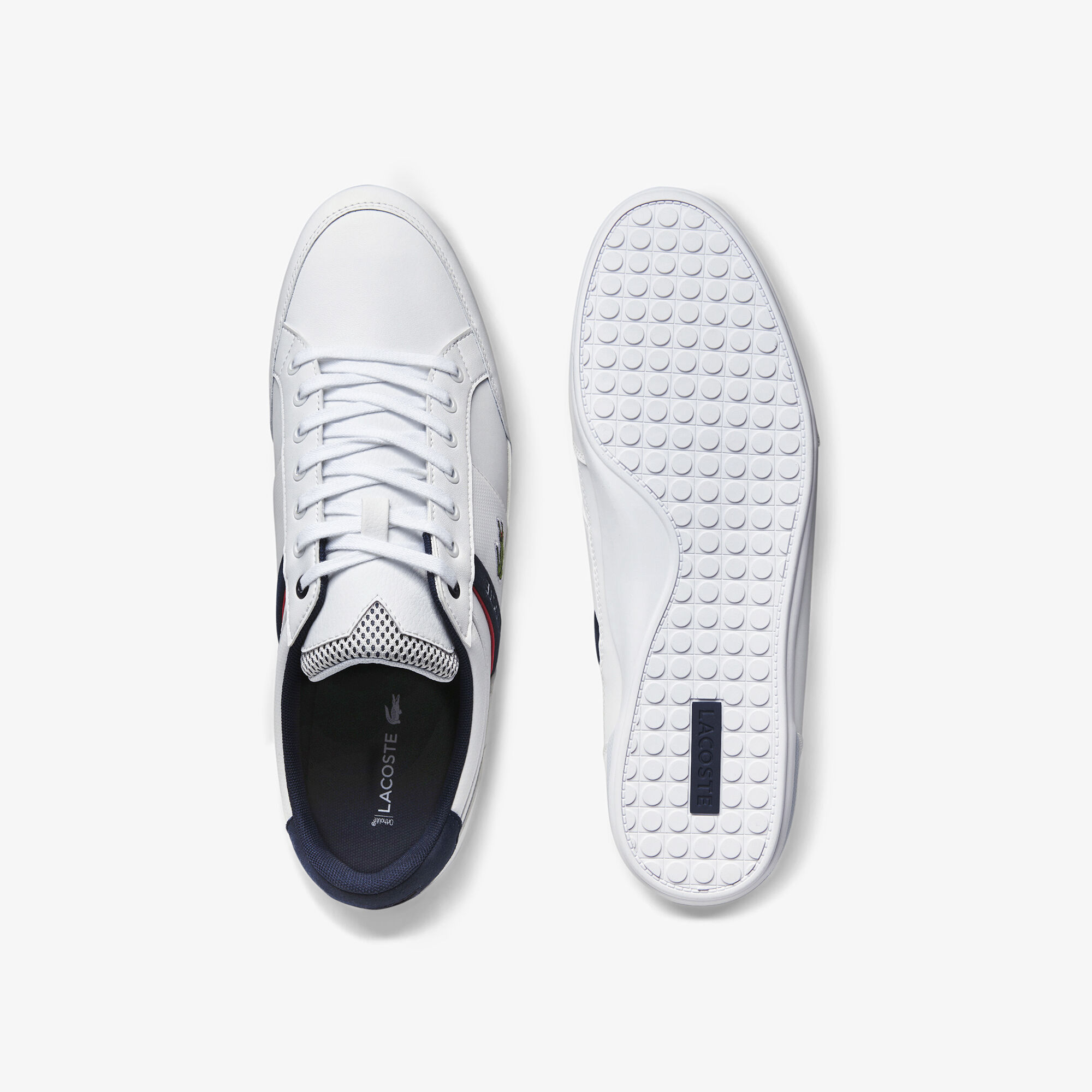 Men's Chaymon Textile and Synthetic Trainers