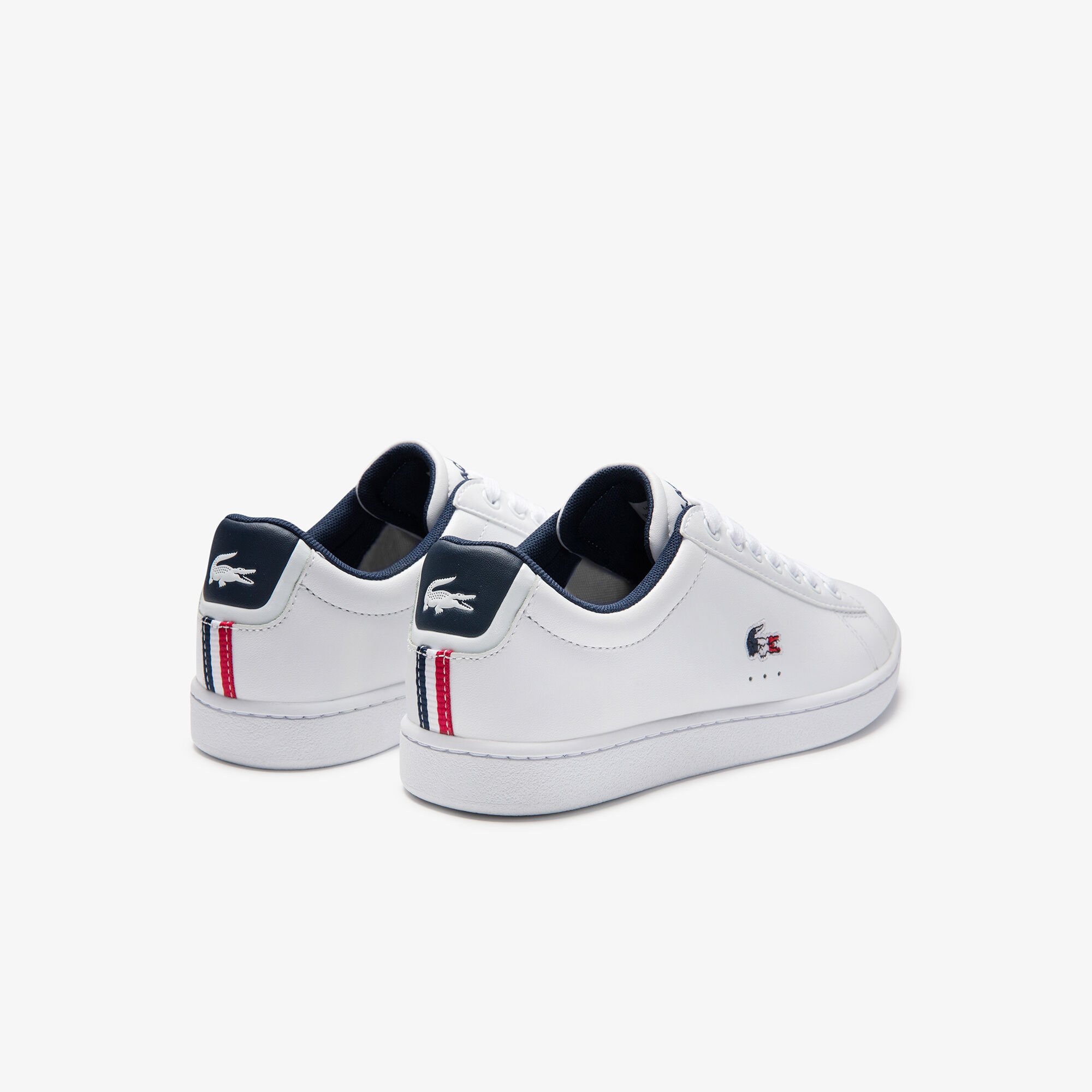 Women's Carnaby Evo Tricolore Leather and Synthetic Trainers