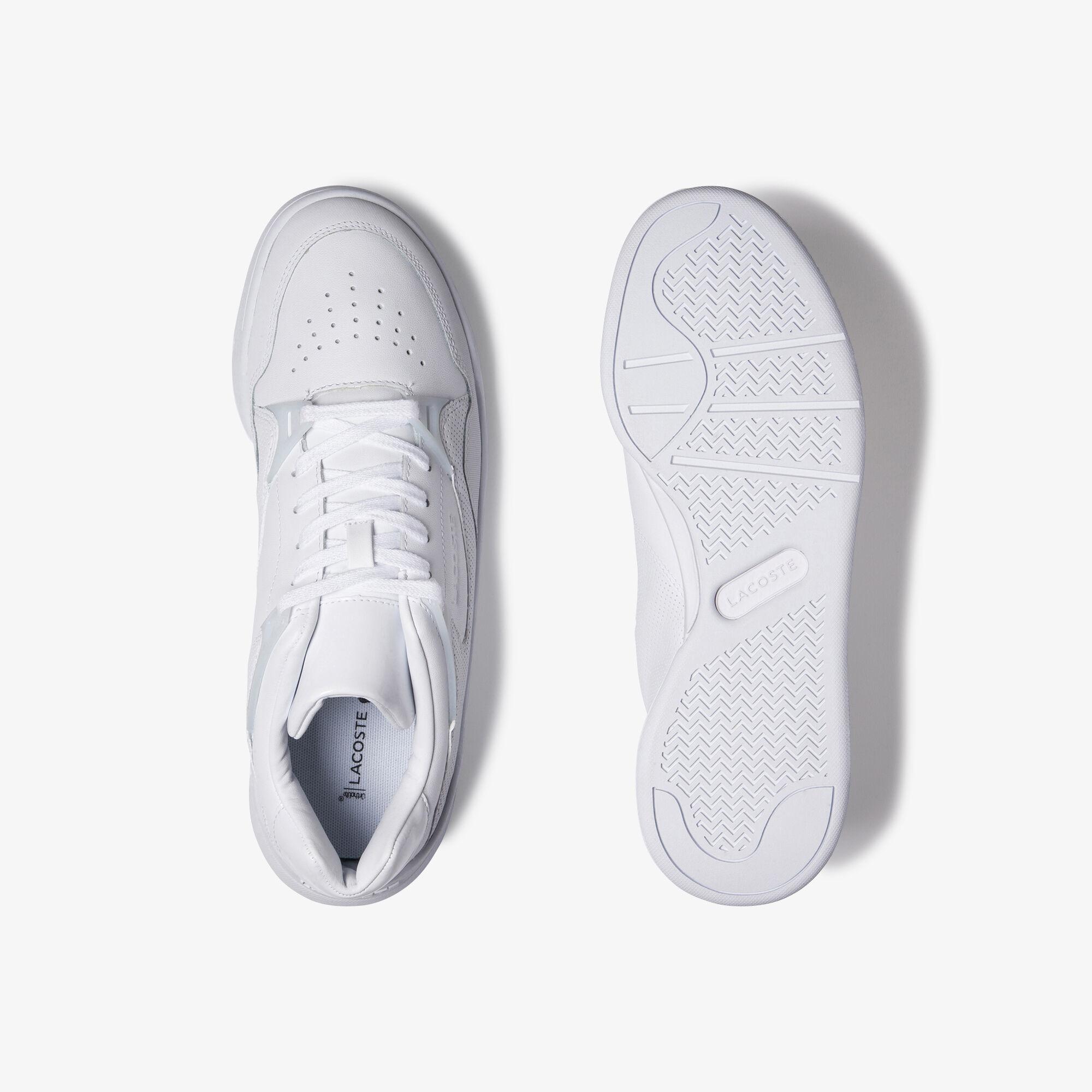 حذاء رياضي جلد للرجال من مجموعة Court Slam