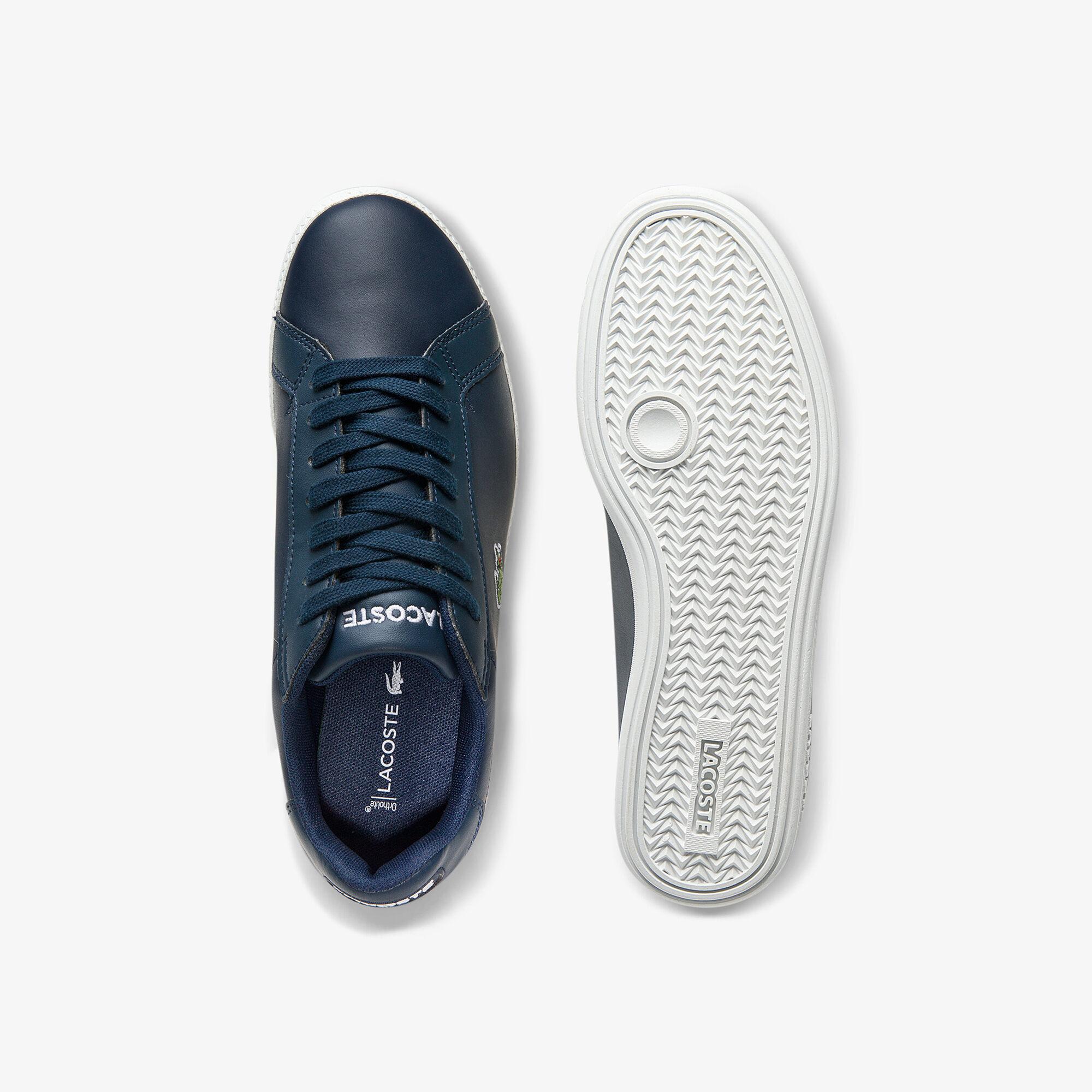 حذاء رياضي من الجلد ومواد صناعية مجموعة Graduate للرجال