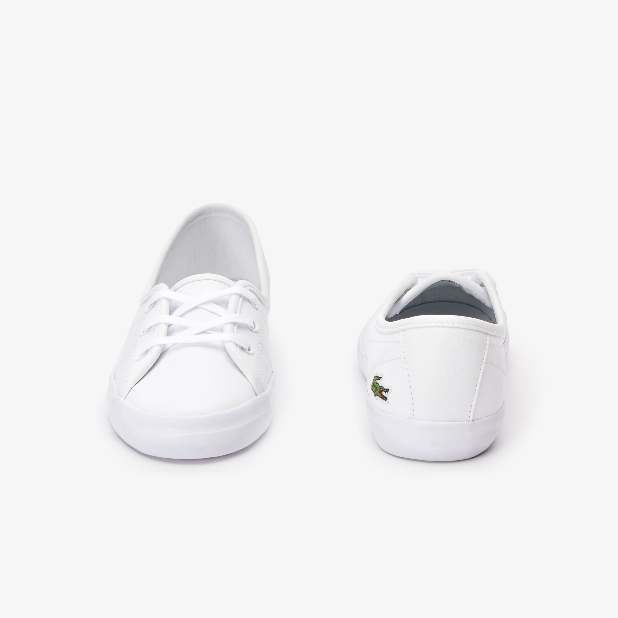 Women's Ziane Chunky Leather Trainers
