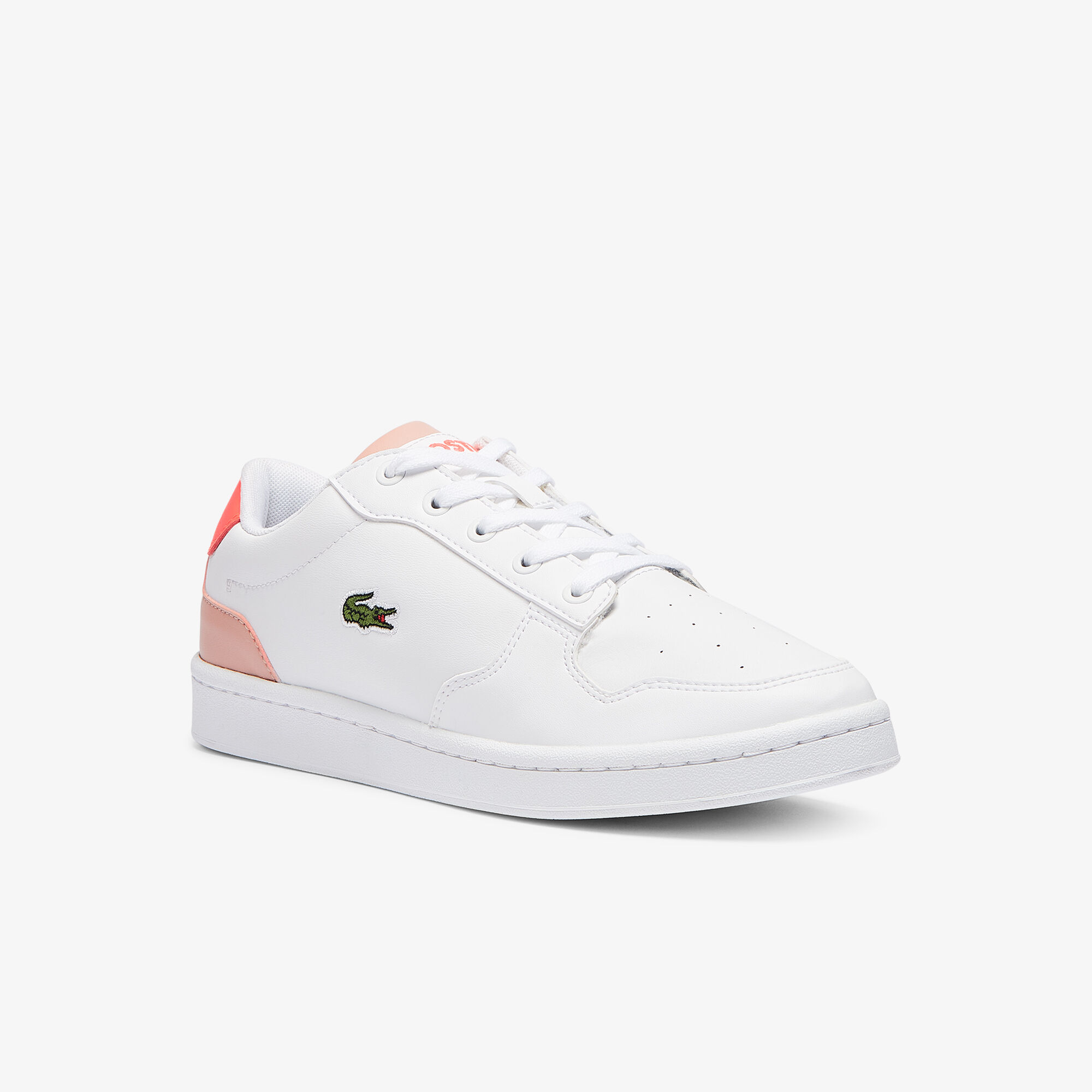 Juniors' Masters Cup Leather and Synthetic Trainers