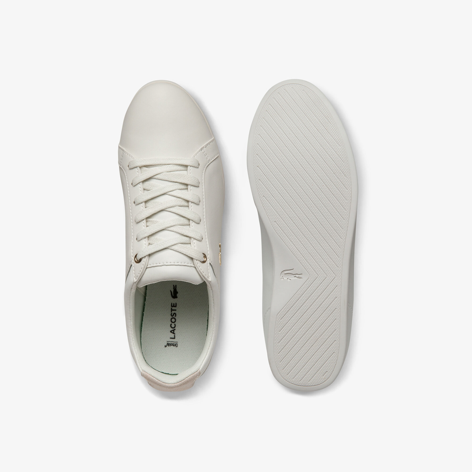 Women's Rey Lace Suede Trainers