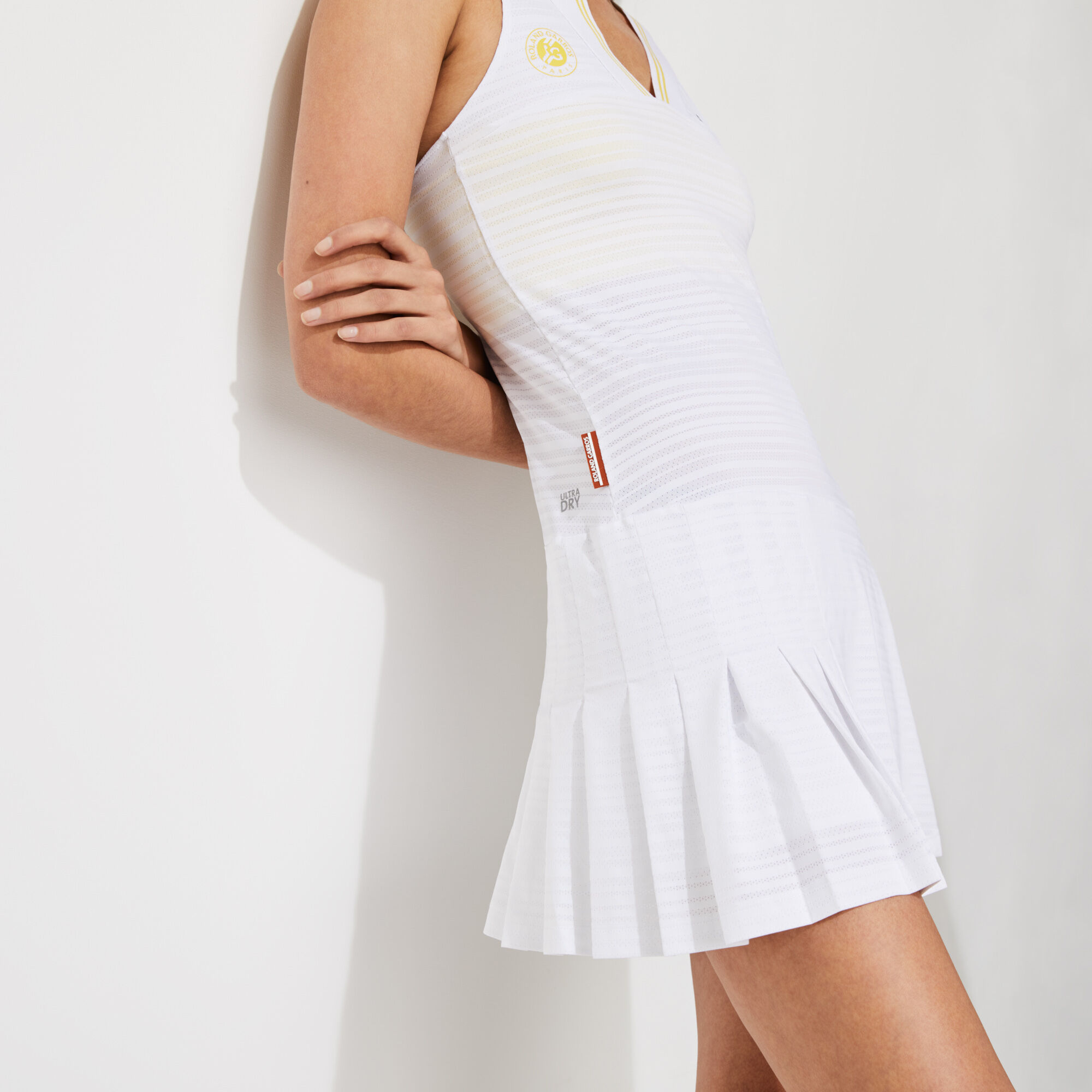 Women's Lacoste SPORT French Open Edition Stretch Dress