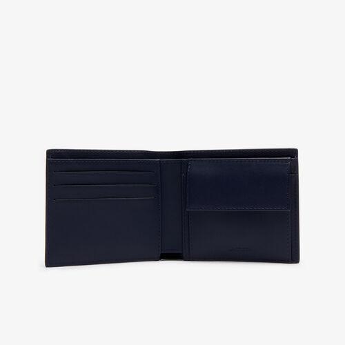محفظة نقود ورقية من الجلد مجموعة Fitzgerald للرجال