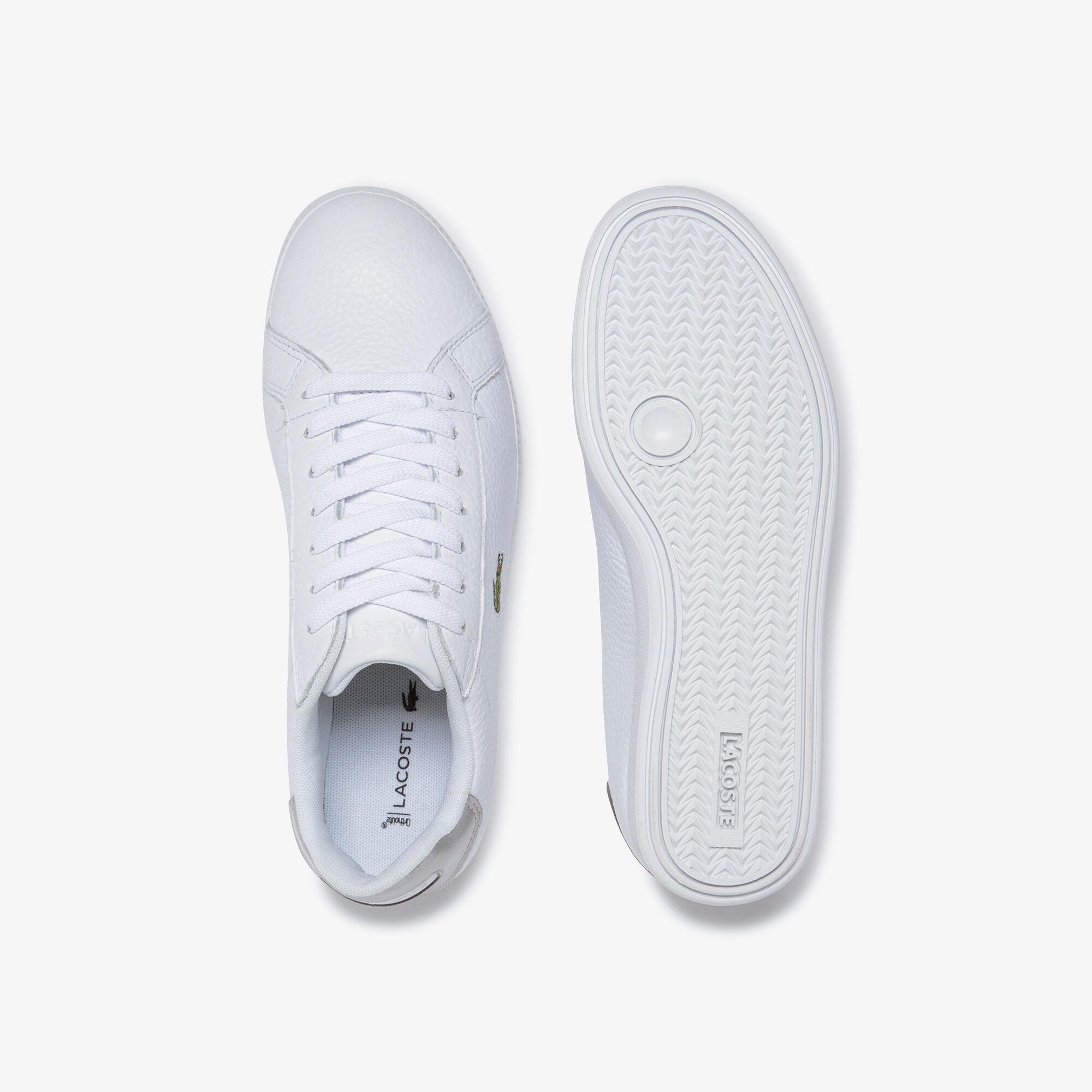 حذاء رياضي جلد من مجموعة Graduate للنساء