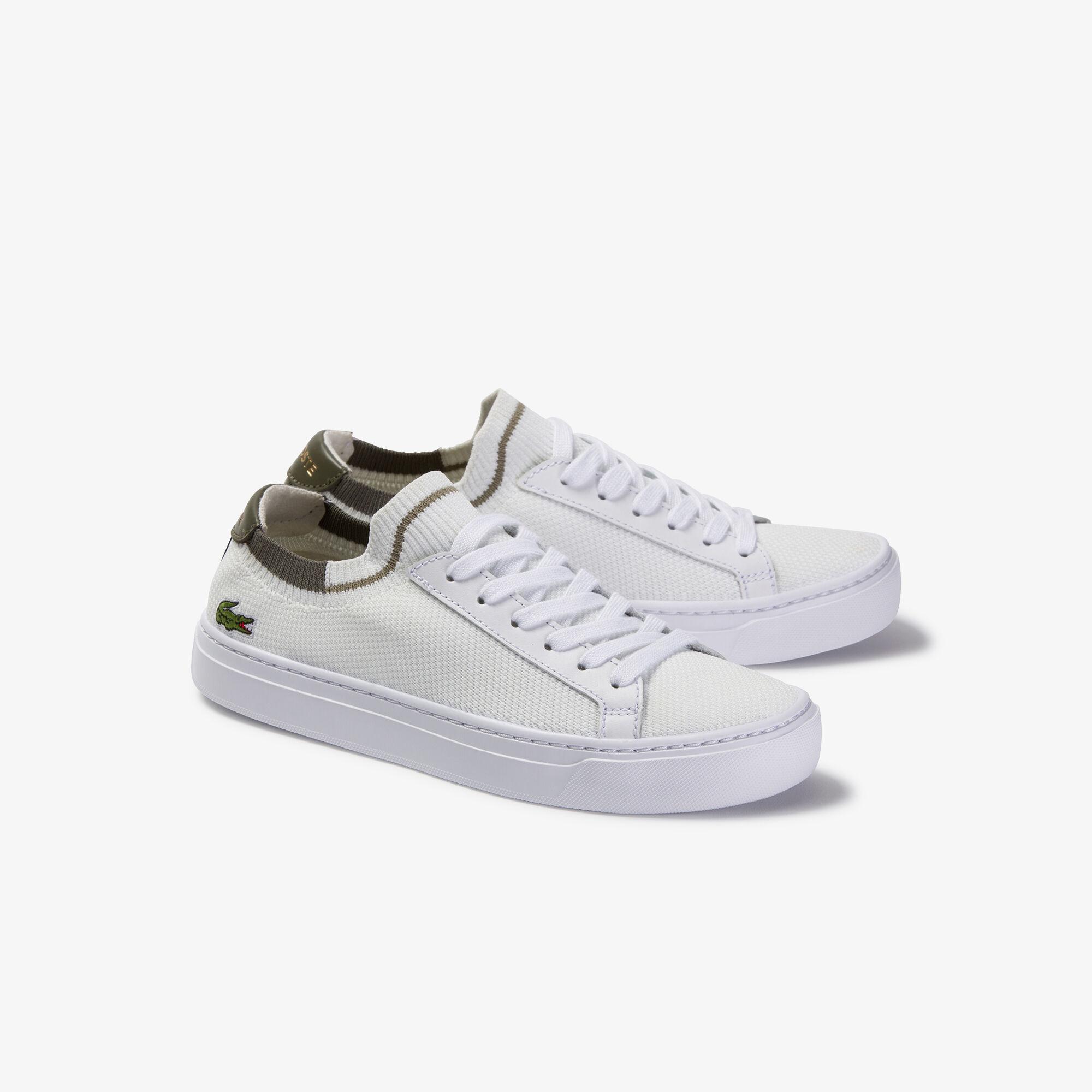 Women's La Piquée Colour-block Textile Sneakers