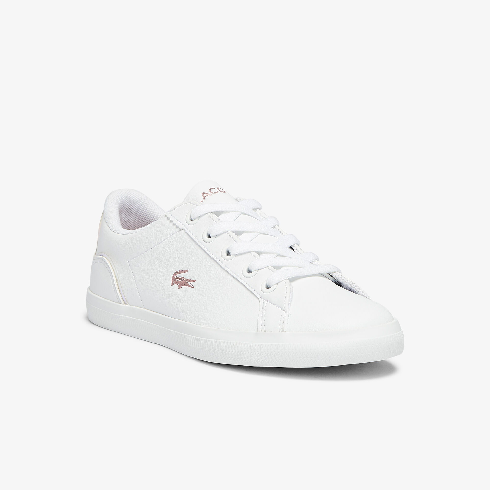 Children's Lerond Synthetic Iridescent Trainers