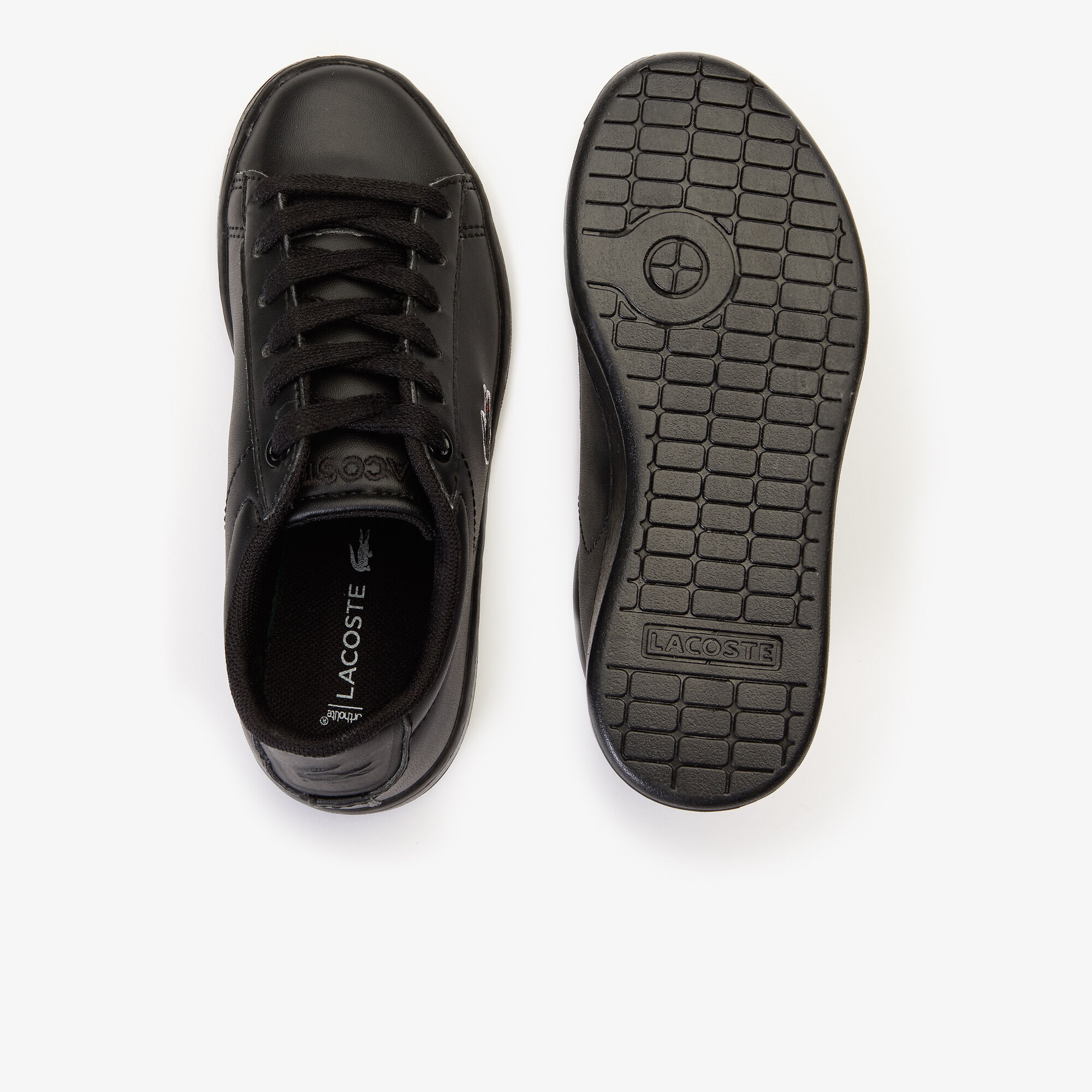 Children's Carnaby Evo Lace-up Mesh-lined Synthetic Trainers