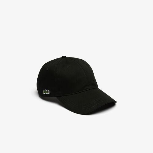 قبعة كاب بخطوط متباينة اللون للرجال