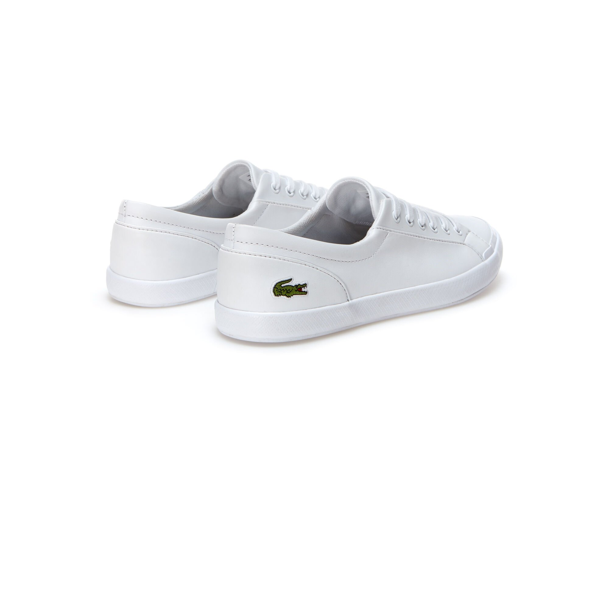 Women's Lancelle Leather Trainers
