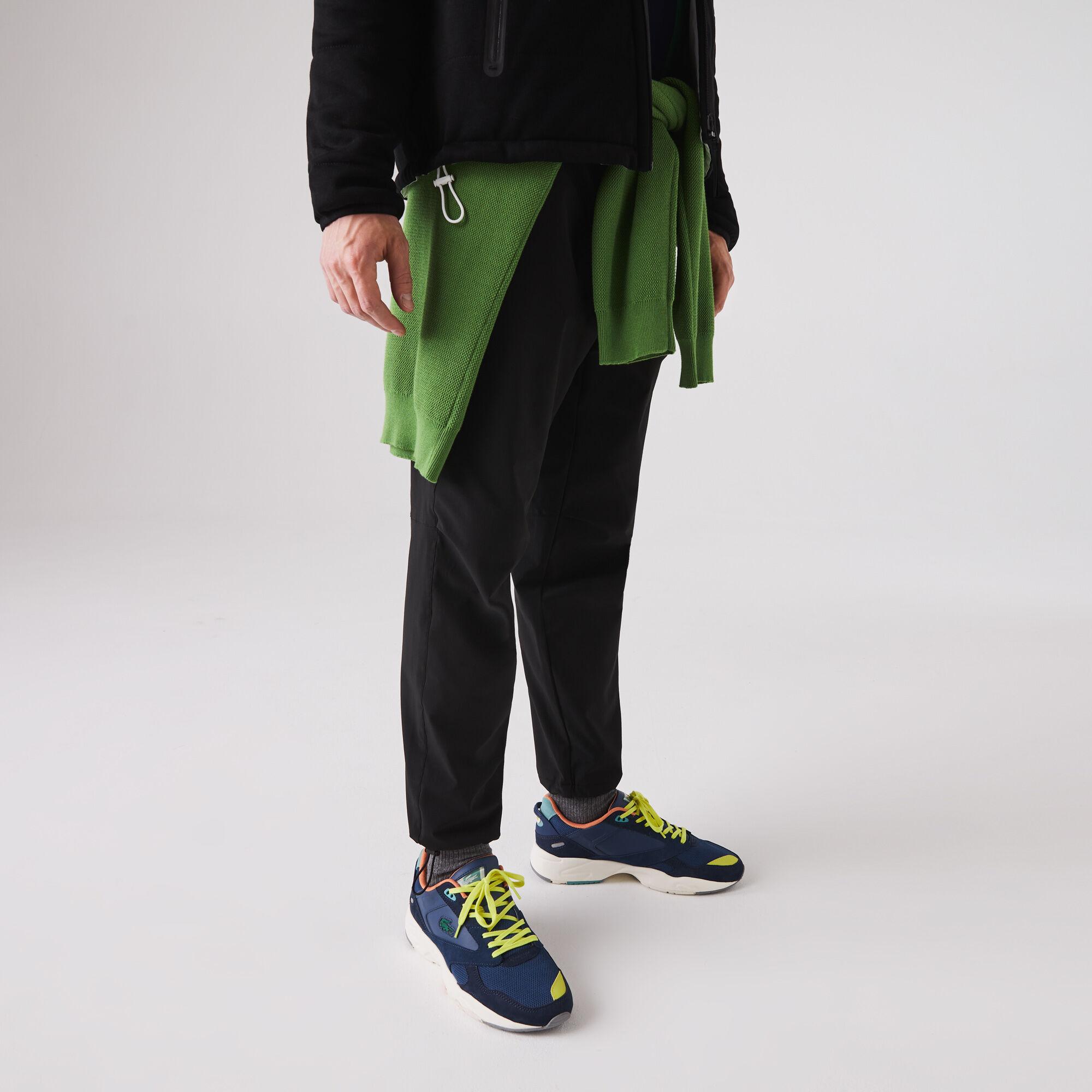 سويت شيرت مبطن يمكن لبسه على الوجهين للرجال
