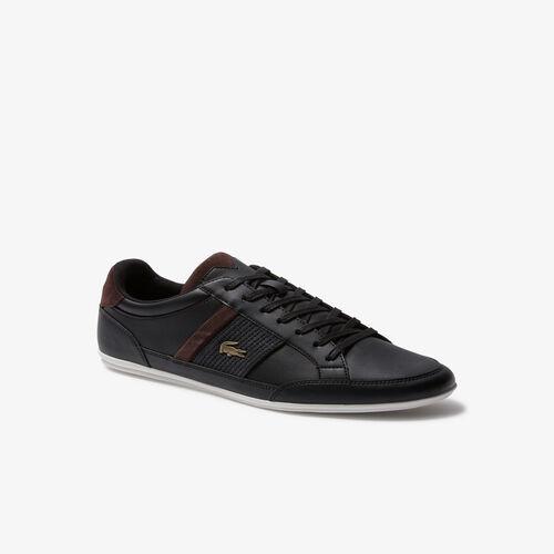 حذاءرياضي من الجلد والمواد الصناعية من مجموعة Chaymon للسيدات