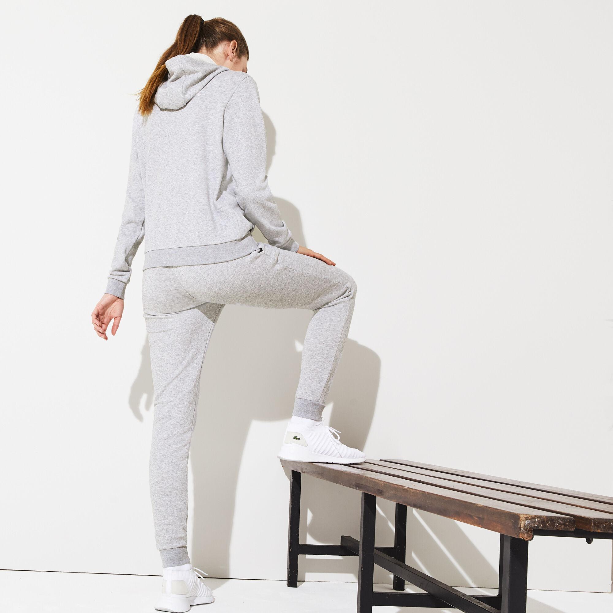 بنطال رياضي صوف للتنس من مجموعة Lacoste SPORT للنساء