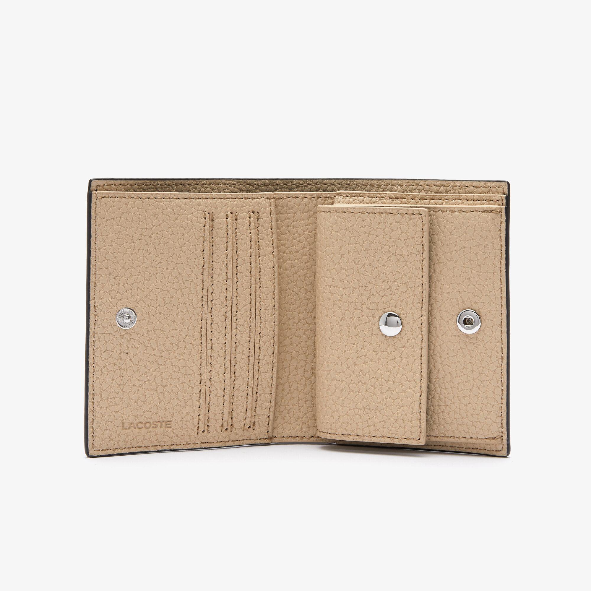 محفظة صغيرة بكبسون من مجموعة Anna للنساء